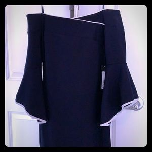 Blue BCBG dress NWT